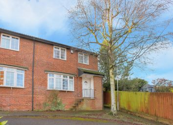 Thumbnail 3 bed semi-detached house for sale in Manse Court, Markyate, St. Albans, Hertfordshire