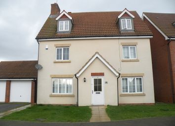 Thumbnail 6 bed detached house to rent in The Runway The Runway, Hatfield