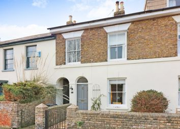 Thumbnail 2 bed cottage to rent in Gladstone Road, Walmer, Deal.