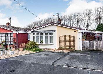Thumbnail 2 bedroom bungalow for sale in Bollingale Avenue, Wombridge, Telford, Shropshire