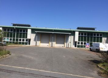 Thumbnail Light industrial to let in Unit 4 Parc Caer Seion, Conwy