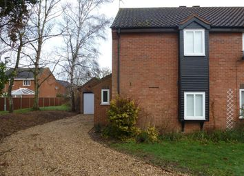 Thumbnail 3 bedroom property to rent in Courtnell Place, King's Lynn