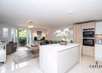 Thumbnail 2 bed flat for sale in Station Way, Buckhurst Hill