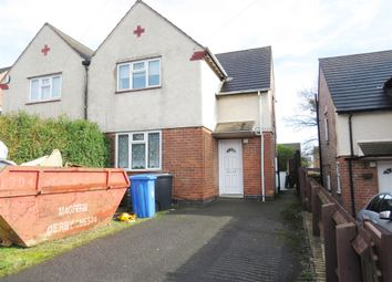 Thumbnail 3 bed semi-detached house for sale in Wallace Street, Derby