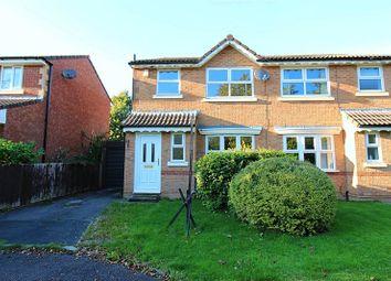 Thumbnail 3 bed semi-detached house to rent in Roseberry Avenue, Cottam, Preston
