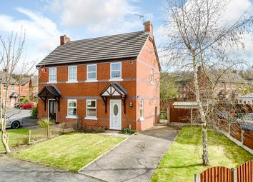 Thumbnail 2 bedroom semi-detached house for sale in Gittens Drive, Telford