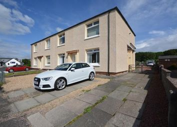 Thumbnail 2 bed flat for sale in Greenhill Terraced, Knockentiber