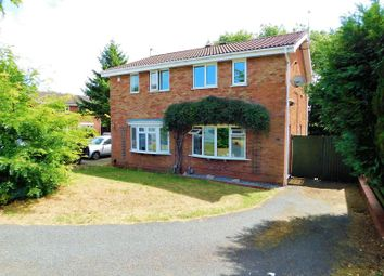 Thumbnail 2 bed semi-detached house for sale in Beeston Ridge, Western Downs, Stafford