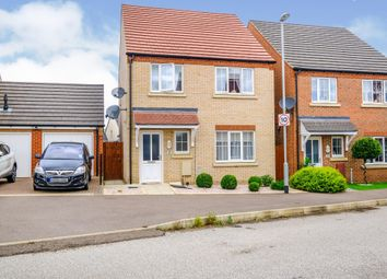 Thumbnail 3 bed detached house for sale in Silvern, Dagless Way, March