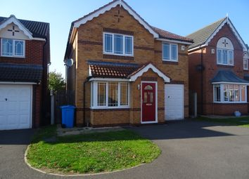 Thumbnail 4 bed detached house to rent in Oakham Drive, Carlton-In-Lindrick, Worksop