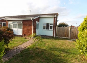 Thumbnail 2 bed terraced bungalow for sale in South Garden, Mariner's Compass, Gorleston