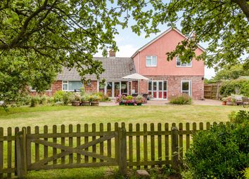 Thumbnail 6 bed detached house for sale in Pond Hall Road, Hadleigh, Ipswich