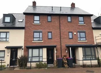 Thumbnail 4 bed town house to rent in Wall Close, Lawley, Telford