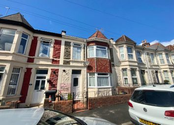 2 bed terraced house for sale in Ivor Road, Whitehall, Bristol BS5