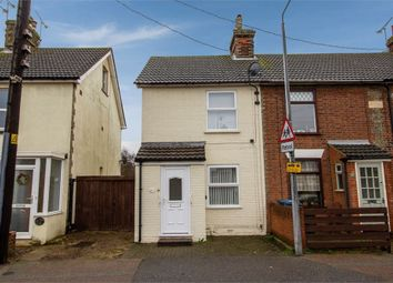 Thumbnail 2 bed semi-detached house for sale in Maidstone Road, Felixstowe, Suffolk