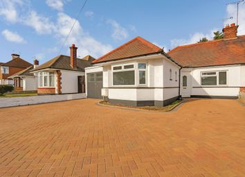 Thumbnail 2 bed semi-detached bungalow for sale in Greenways, Southend-On-Sea