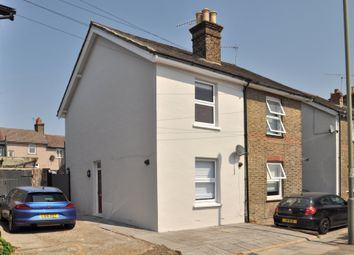 Thumbnail 3 bed semi-detached house for sale in Albany Road, Chislehurst, Kent