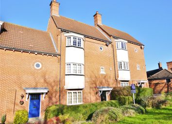 Thumbnail 3 bed terraced house for sale in Batemans Mews, Warley, Brentwood, Essex
