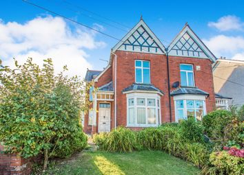 Thumbnail 4 bed semi-detached house for sale in Sunnybank Road, Griffithstown, Pontypool