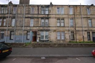 Thumbnail 1 bedroom flat to rent in Blackhall Street, Paisley, Renfrewshire