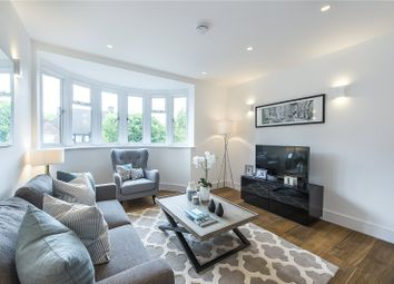Thumbnail 2 bed flat for sale in 94 Lordship Park, London