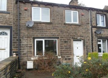 Thumbnail 1 bedroom terraced house for sale in Barcroft Road, Huddersfield