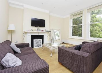 Thumbnail 4 bed flat to rent in Schubert Road, London