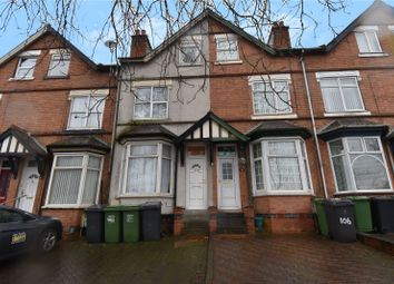 3 bed terraced house for sale in Clive Road, Redditch, Worcestershire B97