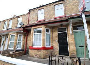 Thumbnail 2 bed terraced house for sale in Lyell Street, Scarborough