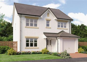 "Thumbnail 4 bedroom detached house for sale in ""Shaw"" at Red Deer Road, Cambuslang, Glasgow"