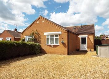 Thumbnail 2 bedroom semi-detached house for sale in Dersingham, King's Lynn, Norfolk