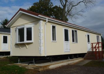 Thumbnail 2 bed mobile/park home to rent in St. James Park, Baddesley Road, North Baddesley, Southampton