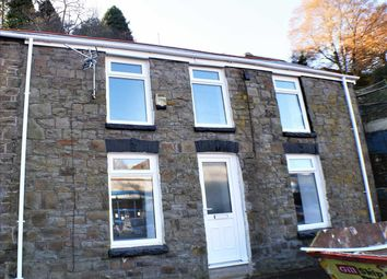 Thumbnail 2 bed end terrace house for sale in Cymmer Road, Porth