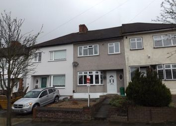 Thumbnail 3 bed terraced house for sale in Collier Row, Romford, Essex
