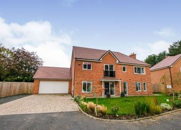 Thumbnail 4 bed detached house for sale in Harthope Court, St Mary's, Stannington, Morpeth