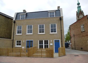 Thumbnail 3 bed semi-detached house to rent in Pocklington Court, Market Square, March