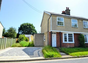 Thumbnail 3 bed semi-detached house for sale in New England, Halstead