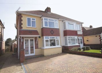 Thumbnail 3 bed semi-detached house for sale in The Close, Portchester, Fareham