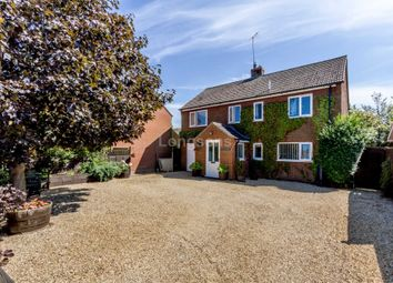Thumbnail 4 bed detached house for sale in Sydney Dye Court, Sporle, King's Lynn