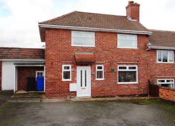 Thumbnail 2 bed semi-detached house to rent in Pine Street, Hollingwood, Chesterfield