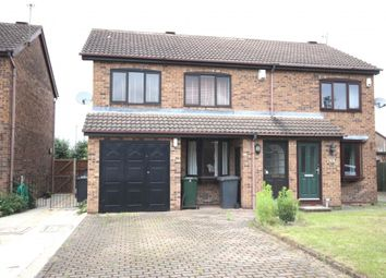 Thumbnail 3 bed semi-detached house to rent in Thealby Gardens, Bessacarr, Doncaster