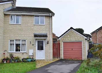 Thumbnail 3 bed semi-detached house for sale in Dummer Way, Chippenham, Wiltshire