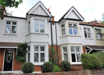 Thumbnail 4 bed terraced house for sale in Kingsdown Avenue, Ealing, London