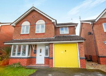 Thumbnail 4 bed detached house for sale in Hereford Way, Middlewich, Cheshire