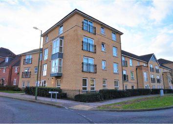 Thumbnail 1 bedroom flat for sale in Coppice Pale, Chineham, Basingstoke