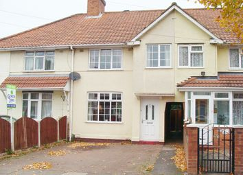 Thumbnail 3 bedroom terraced house for sale in Cliff Rock Road, Rednal