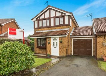 Thumbnail 3 bed detached house for sale in Camberwell Drive, Ashton-Under-Lyne, Greater Manchester