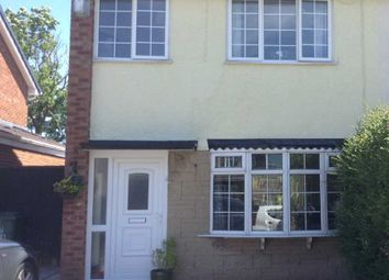 Thumbnail 3 bed semi-detached house to rent in Kingfisher Way, Upton, Wirral