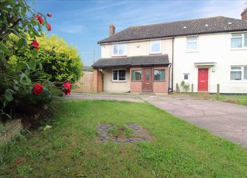 Thumbnail 2 bedroom semi-detached house for sale in Robeck Road, Ipswich