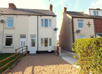 Thumbnail 3 bedroom end terrace house for sale in Chesterfield Road, Barlborough, Chesterfield